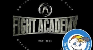 Το Fight Academy στηρίζει το Χαμόγελο του Παιδιού.!