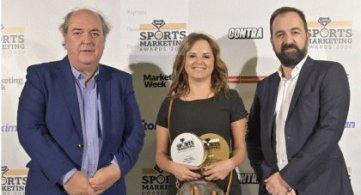 Η Κάτια Κοξένογλου στα Sports Marketing Awards!