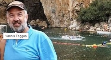 Ο Γιάννης Φέγγος έφορος στην Κολύμβηση