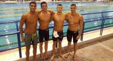 Επιτυχημένη παρουσία του Περιστερίου στο Πανελλήνιο Open κολύμβησης