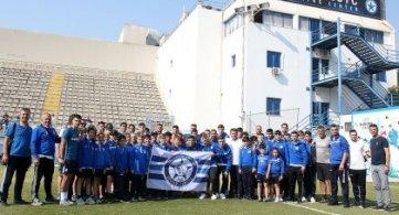H Hellas München «στάθμευσε» στο Περιστέρι!