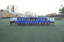 Η Κ17 φιλική ισοπαλία με Εθνική Παίδων (2-2)