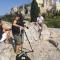 Συνέντευξη του Κάναντι με φόντο την Ακρόπολη!