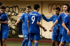 Η Κ15 «3 στα 3», πέρασε από την ΑΕΚ (1-0)