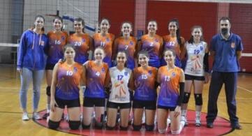 Στην κορυφή οι Γυναίκες του Peristeri Volley