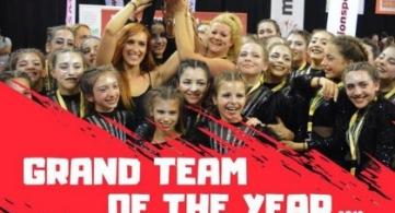 Η «Γιτάνη» grand team του Cosmogym 2018!